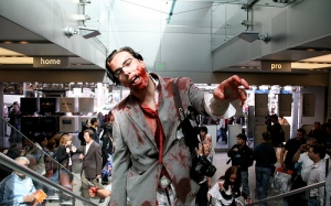 Image: Zombies Invade San Francisco! by Laughing Squid (Creative Commons)